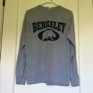 Cal Berkeley Long Sleeve